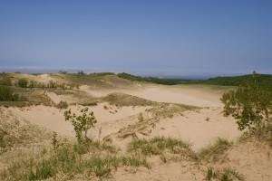 Neverending - sand