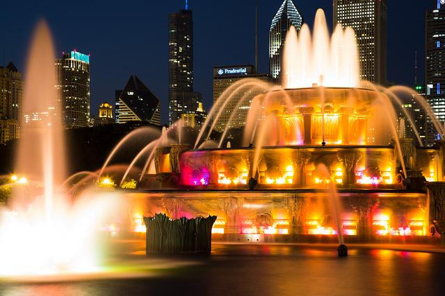 Buckingham Fountain 1