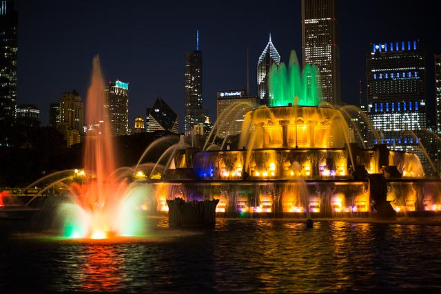 Buckingham Fountain 2