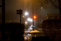A Dark and Foggy Night